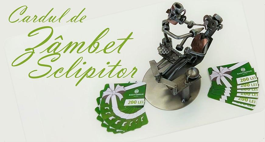 Cardul de Zâmbet Sclipitor